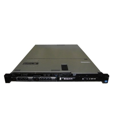 中古 DELL PowerEdge R420 Xeon E5-2470 V2 2.4GHz×2 64GB SSD 200GB×2