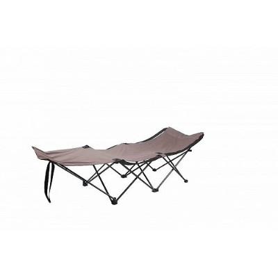 Ozark Trail Collapsible Camp Cot Beige キャンプ コット 簡易ベッド【送料無料】【代引不可】【あす楽不可】