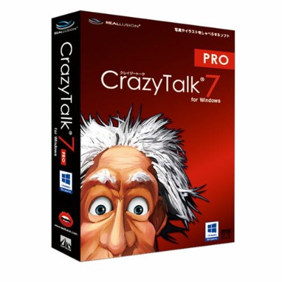CrazyTalk 7 PRO for Windows AHS