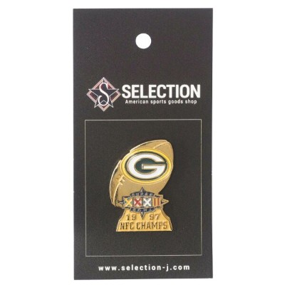 NFL パッカーズ 第32回スーパーボウル 1997 NFC Champs Pin IMPRINTED PRODUCTS