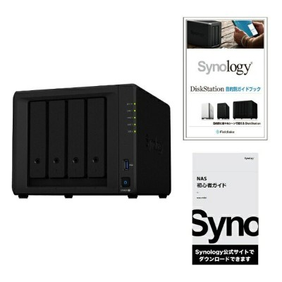 SYNOLOGY シノロジー NASキット[ストレージ無 /4ベイ] DiskStation DS420+ DS420+/JP