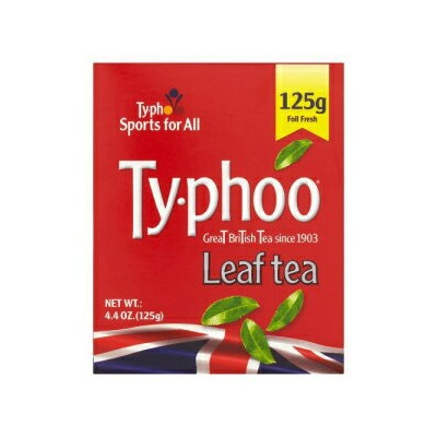 Typhooルーズリーフティー-4.4oz-124g Typhoo Loose Leaf T