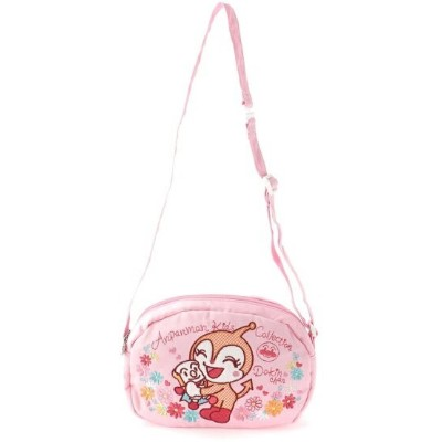 【SALE/30%OFF】ANPANMAN KIDS COLLECTION (K)ドキンちゃんポシェット アンパンマンキッズコレクション バッグ キッズバッグ ピンク