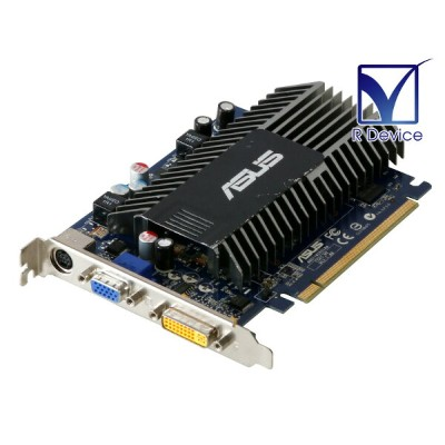ASUSTeK Computer GeForce 8400 GS 512MB D-Sub/TV-out/DVI-I PCI Express 2.0 x16 EN8400GS SILENT/HTP...