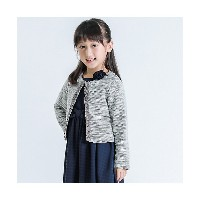 COMME CA ISM (Baby & Kids)/コムサイズム (ベビー&キッズ) ボレロ カーディガン 04【三越伊勢丹/公式】 衣料品~~トップス