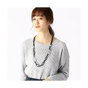 COMME CA ISM(Women)/コムサ イズム  大ぶりチェーンネックレス(1286AN03) 27【三越伊勢丹/公式】 アクセサリー~~ネックレス・ペンダント~~レディース ネックレス...