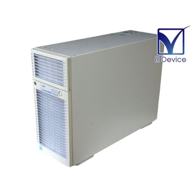 Express5800/T110e-M N8100-2082Y NEC Xeon Processor E5-2403 v2 1.80GHz/4GB/HDD非搭載/DVD-ROM/N8103-173...