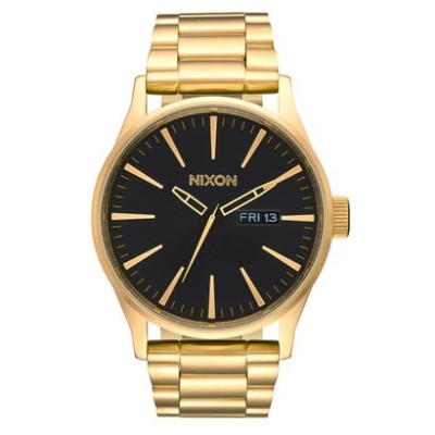 ニクソン NIXON Sentry SS (All Gold / Black)