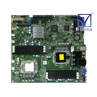 0DPRKF DELL PowerEdge R510用 マザーボード Intel 5000 Chipset/LGA1366 *2【中古マザーボード】