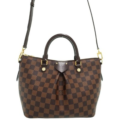 【LOUIS VUITTON】ルイヴィトン『ダミエ シエナPM』N41545 レディース 2WAYバッグ 1週間保証【中古】b01b/h17A