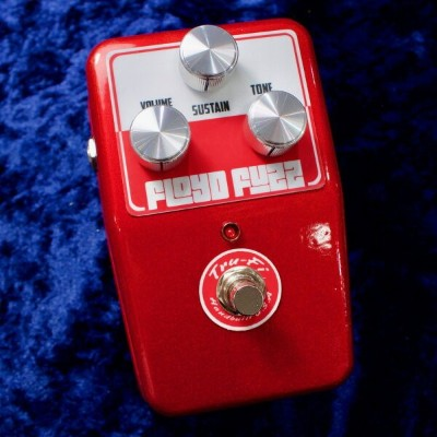 Tru-Fi/Floyd Fuzz RAMs Head Candy Apple Red【在庫あり】
