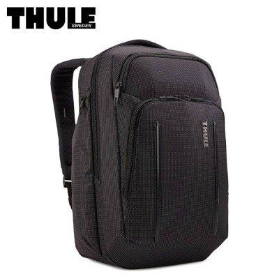 THULE スーリー リュック バッグ バックパック メンズ 30L CROSSOVER 2 BACKPACK ブラック 黒 3203835