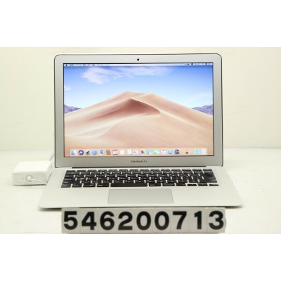 Apple MacBook Air A1466 Mid 2013 Core i7 4650U 1.7GHz/8GB/256GB(SSD)/13.3W/WXGA+(1440x900)【中古】...
