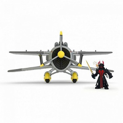 Fortnite Battle Royale Collection: X-4 Stormwing Plane & Ice キング Figure フォートナイト【送料無料】【代引不可】【あす楽不可】