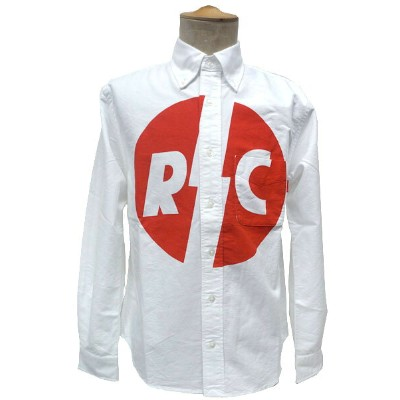ROLLING CRADLE RC THUNDER OX SHIRT / White-Red