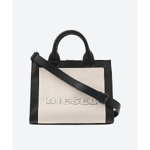 DIESEL(Women)/ディーゼル  Mix Mat. with Leather Tote ソノタ【三越伊勢丹/公式】 バッグ~~トートバッグ~~レディース トートバッグ