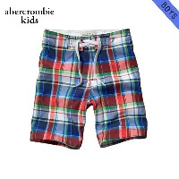 【25%OFFセール 5/25 10:00~5/30 23:59】 アバクロキッズ AbercrombieKids 正規品 子供服 ボーイズ 水着 classic board shorts 233...