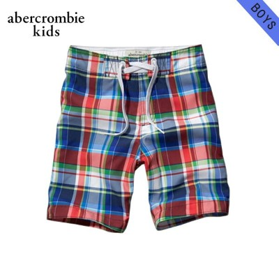 【25%OFFセール 7/14 20:00~7/21 1:59】 アバクロキッズ AbercrombieKids 正規品 子供服 ボーイズ 水着 classic board shorts 233...