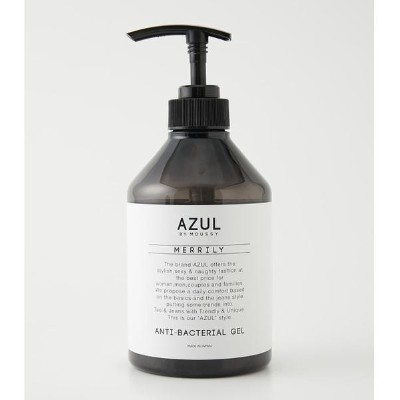 AZUL ANTI-BACTERIAL GEL M/アズールバイマウジー(レディス)(AZUL BY MOUSSY)