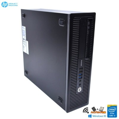 Wi-Fi 新品SSD+HDD メモリ8G 中古パソコン HP ProDesk 600 G1 SFF Core i3-4120 (3.40GHz) USB3.0 マルチ Windows10...