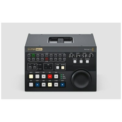 BlackmagicDesign ブラックマジックデザイン 〔放送デッキコントロール〕 HyperDeck Extreme Control[HYPERDRSTEXCTR]
