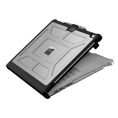UAG URBAN ARMOR GEAR Surface Book 3/2/1(13.5インチ)用 Plasmaケース アイス UAG-RSFBKUNIV-IC-1