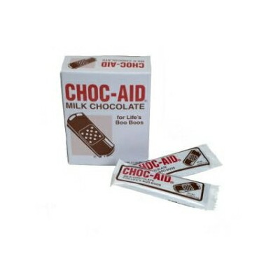 With Love Chocolates Choc-Aid - Milk Chocolate - 2.7oz