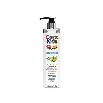 Keratin Cure Cure Kids Wow! Masquerade Conditioner Tutti Fruity Conditioning for your kids Detangle...
