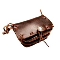 【期間限定30%OFF!】FERNAND LEATHER(フェルナンドレザー)/COIN PURSE hand made in U.S.A./brown