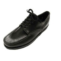 RUSSELL MOCCASIN(ラッセルモカシン)/#54-7 COUNTRY OXFORD /navigator black