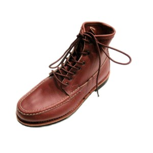 RUSSELL MOCCASIN(ラッセルモカシン)/#3170-GCV DOUBLE VAMP 6inch BIRD SHOOTER/made in U.S.A./brown