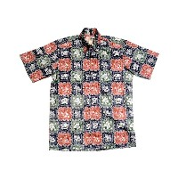 【期間限定30%OFF!】REYN SPOONER(レインスプーナー)GOLD LABEL/#125 FULL OPEN B.D. HAWAIIAN SHIRTS/LAHAINA SAILOR...