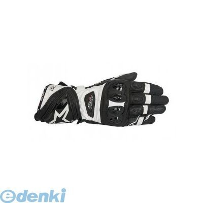 アルパインスターズ alpinestars 8051194988447 SUPERTECH GLOVE 12 BLACK WHITE M