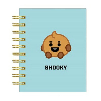BT21グッズ リングメモ SHOOKY 283325