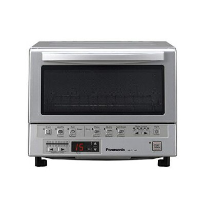 Panasonic Toaster Oven NB-G110P FlashXpress with Do