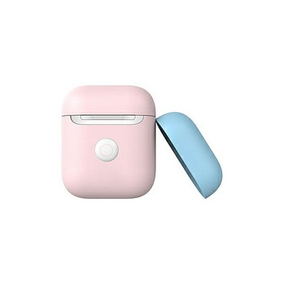 SWITCHEASY AirPods(エアーポッズ)Colors for AirPods 2nd Wireless (Baby Pink) SE_A2WCSSCA2_PK Baby Pink...