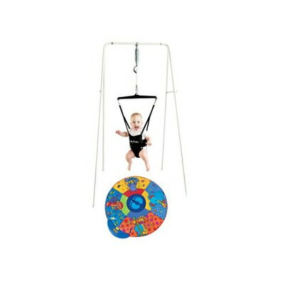 Jolly Jumper On a Stand and Musical Play Mat