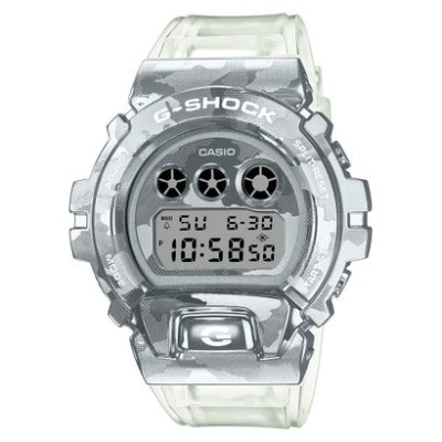 【G-SHOCK】Skeleton Camouflage Series / Metal Coveredライン / GM-6900SCM-1JF (スケルトンカモフラージュ)
