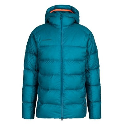 MAMMUT(マムート) Meron IN Hooded Jacket AF Men's XL 50226(sapphire) 1013-00741
