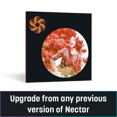 iZotope/Nectar 3 Plus upgrade from any previous version of Nectar【〜6/30 期間限定特価キャンペーン】【オンライン納品】