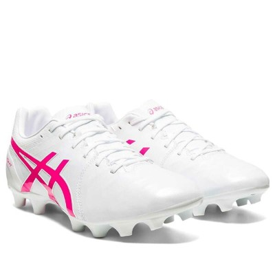 ASICS(アシックス) 1103A017 DS LIGHT WIDE サッカースパイク ホワイトピンク