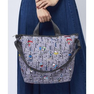 LeSportsac DELUXE EASY CARRY TOTE/ハローキティ シティ