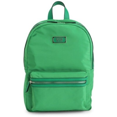 GUESS (U)HIS & HERS Backpack ゲス バッグ リュック/バックパック グリーン ホワイト レッド【送料無料】