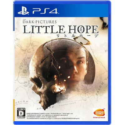 THE DARK PICTURES LITTLE HOPE[PS4] / ゲーム