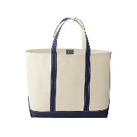 L.L.Bean(Men)/エル・エル・ビーン  トートバッグ Boat and Tote Open-Top L Blue Trim【三越伊勢丹/公式】 バッグ~~トートバッグ~~メンズ トートバッグ