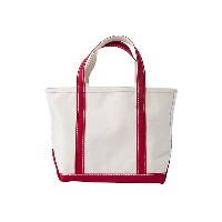 L.L.Bean(Men)/エル・エル・ビーン  トートバッグ Boat and Tote Open-Top M Red Trim【三越伊勢丹/公式】 バッグ~~トートバッグ~~メンズ トートバッグ
