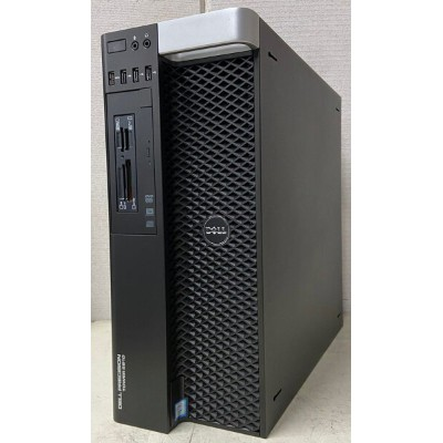 【中古】[CAD用PC!!]Dell Precision Tower 5810 Xeon E5-1660v4 8Core 3.20Ghz/メモリ32GB/SSD 256GB/SATA 2TB...