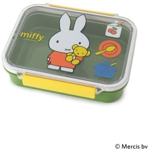 【one'sterrace(ワンズテラス)】 Dick Bruna miffy 食洗機対応タイトウェア キャラクター > キャラクターグッズ グリーン