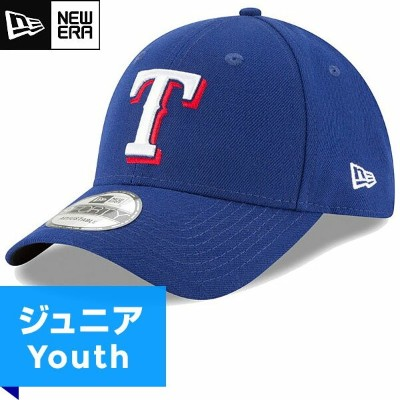 MLB レンジャーズ レプリカ9FORTYキャップ(ジュニア) New Era Texas Rangers Youth Game Replica 9Forty Cap