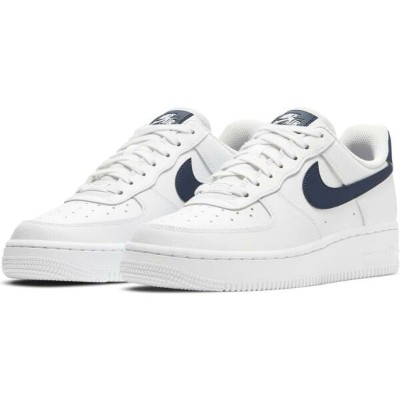 【NIKE】 ナイキ WMNS AIR FORCE 1 LOW '07 ウィメンズ エア フォース 1 '07 315115-158 158WHT/MNNAVY